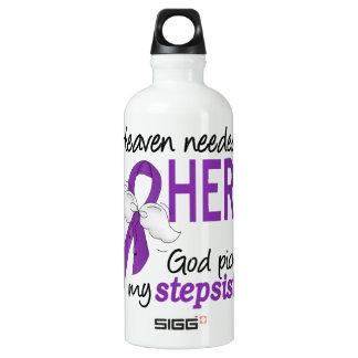 Heaven Needed Hero Stepsister Pancreatic Cancer SIGG Traveller 0.6L Water Bottle