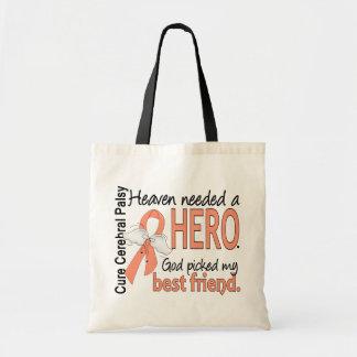 Heaven Needed Hero Uterine Cancer Best Friend Bag