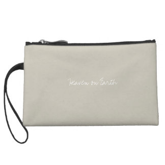 Heaven on Earth by Uname_ Wristlet Purse