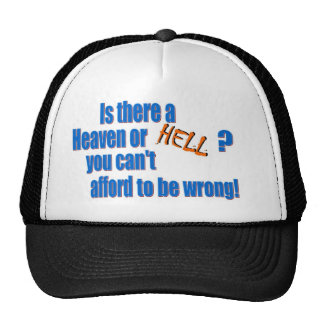 Heaven or Hell Cap