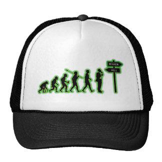 Heaven or Hell Mesh Hats