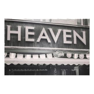 Heaven Photo Print