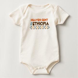 Heaven - Sent Via Ethiopia Bodysuits
