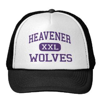 Heavener - Wolves - High - Heavener Oklahoma Mesh Hat