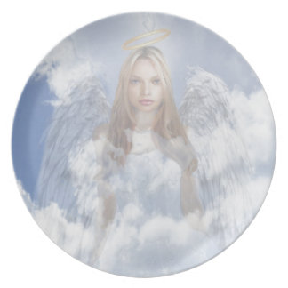 Heavenly Angel Plate