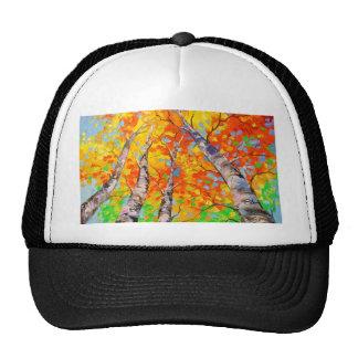 Heavenly birch cap
