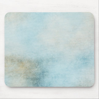 Heavenly Blue Mouse Pad