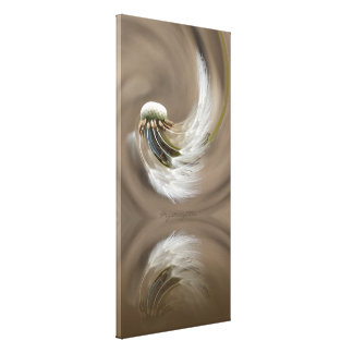 """""""heavenly"""" by mysteryella stretched canvas prints"""