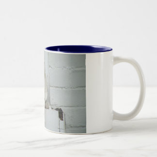 Heavenly coffee Two-Tone mug