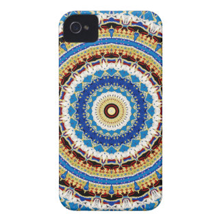 Heavenly Crowns Kaleidoscope iPhone 4 Cover