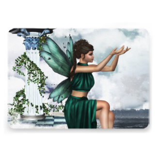 Heavenly Fairy Custom Invites