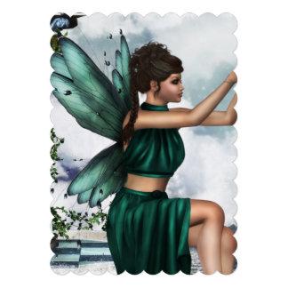 Heavenly Fairy Personalized Invites