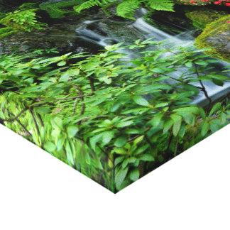 Heavenly Falls Gallery Wrap Canvas