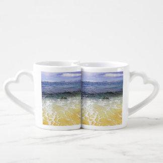 Heavenly Hawaii Lovers' Mug Set Lovers Mug Set