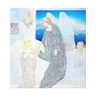Heavenly Home Canvas Prints