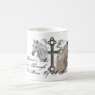 Heavenly Horses Coffee Mug