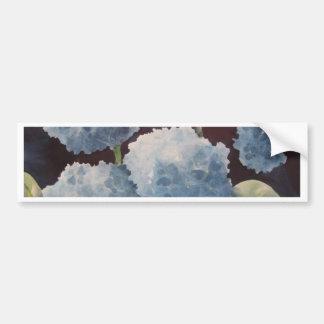 Heavenly Hydrangeas Bumper Sticker