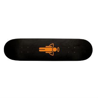 Heavenly Little Boys Room 21.3 Cm Mini Skateboard Deck