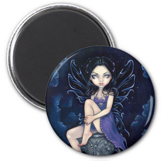 """Heavenly Nightshade"" Magnet"