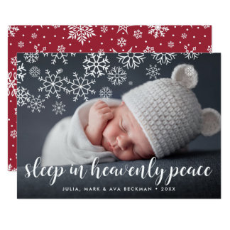 Heavenly Peace | Holiday Photo Card