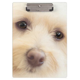 Heavenly Pup Clipboard