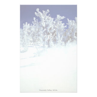 Heavenly Valley U S A Stationery