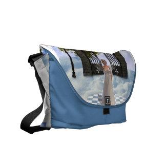 Heavens Angel  Messenger Bag