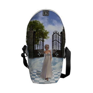 Heaven's Angel Messenger Bags