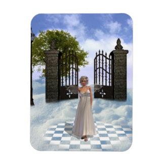 Heavens Angel  Premium Magnet Vinyl Magnet