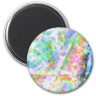Heavens Bubbles Refrigerator Magnets