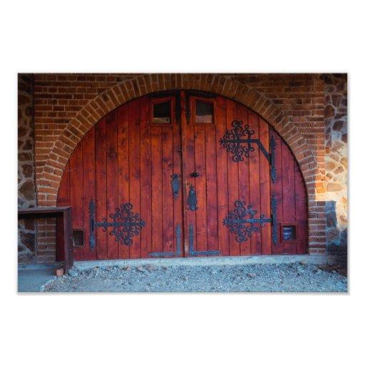 Heaven's door photo art