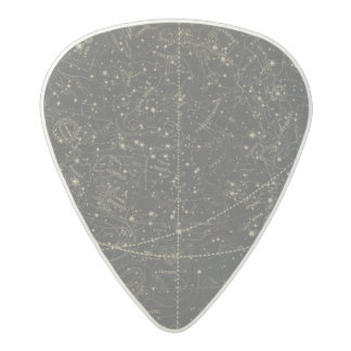 Heavens Jan 21Apr 17 Acetal Guitar Pick