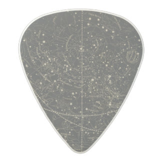 Heavens July 22Oct 31 Acetal Guitar Pick