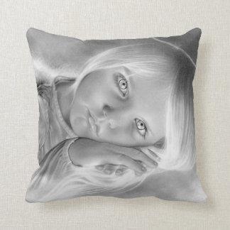 Heaven's Little Angel Pillow Throw Cushion