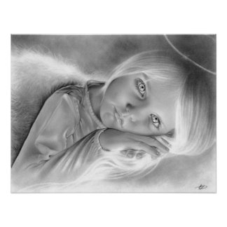 Heaven's Little Angel Poster