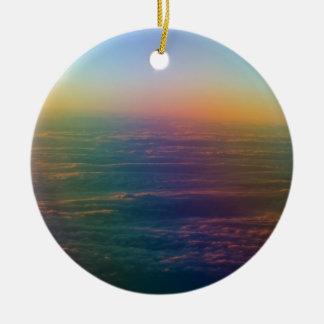 Heaven's Rainbow Christmas Ornament