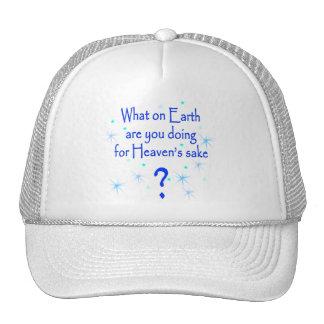 Heaven's Sake Hat