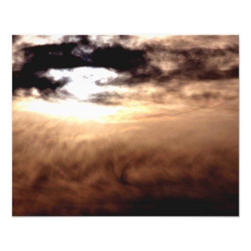 Heavens Savhannah Sky Art Photo