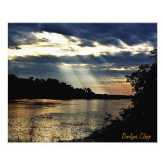 'Heaven's Slide' Photo Print