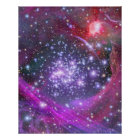 Heaviest Stars in Galaxy, Sagittarius Poster