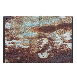 Heavily Rusted Metal Pattern Case For iPad Air