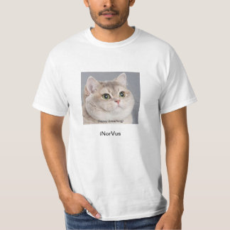 Heavy Breathing Cat Shirt