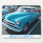 HEAVY CHEVY Mouse Pad