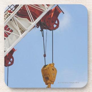Heavy construction equipment coaster