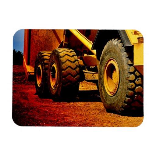heavy duty construction equipment magnets
