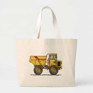 Heavy Duty Dump Truck Construction Bags/Totes Large Tote Bag
