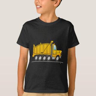Heavy Duty Dump Truck Yellow T-Shirt