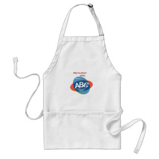Heavy Duty Parliament cleaner Standard Apron
