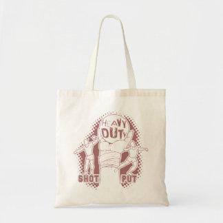 Heavy duty – shot put tote bags
