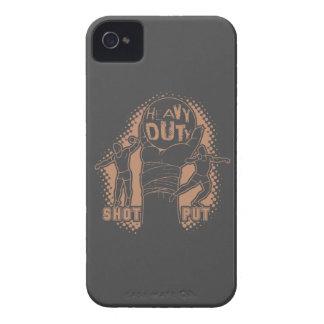 Heavy duty – shot put Case-Mate iPhone 4 cases